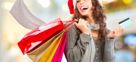 Compras de Natal em Segurança
