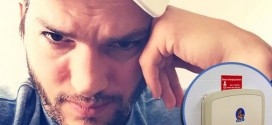 Ashton Kutcher X Fraldários